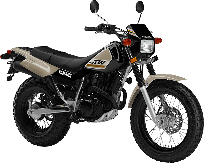 Yamaha TW200E 2020 - Image 1