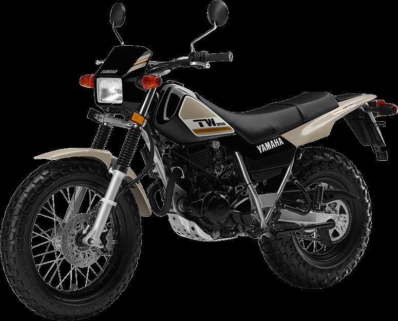 Yamaha TW200E 2020 - Image 2