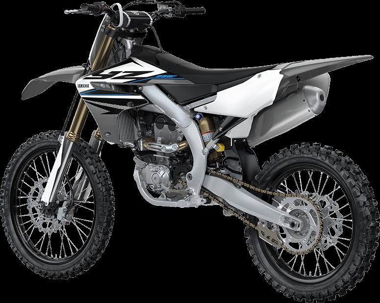 Yamaha YZ250F 2020 - Image 3