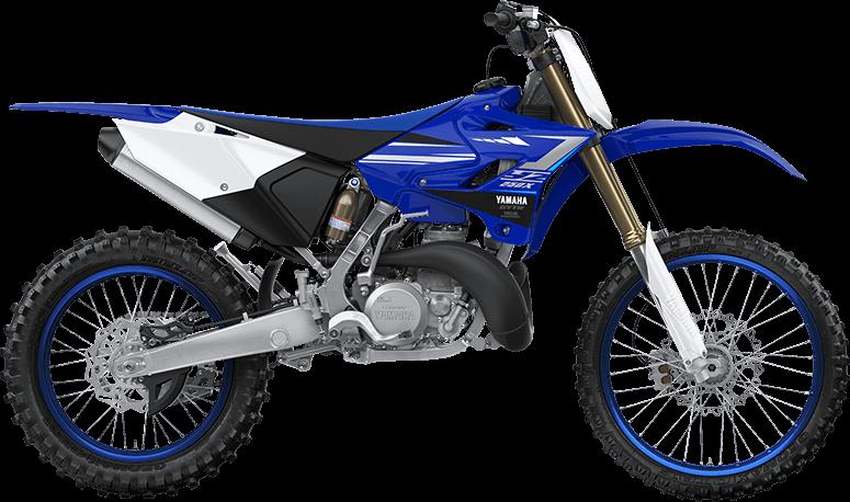 Yamaha YZ250X à 2 temps 2020 - Image 2