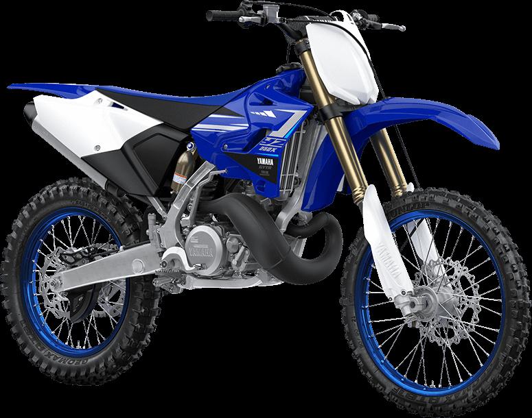 Yamaha YZ250X à 2 temps 2020 - Image 1
