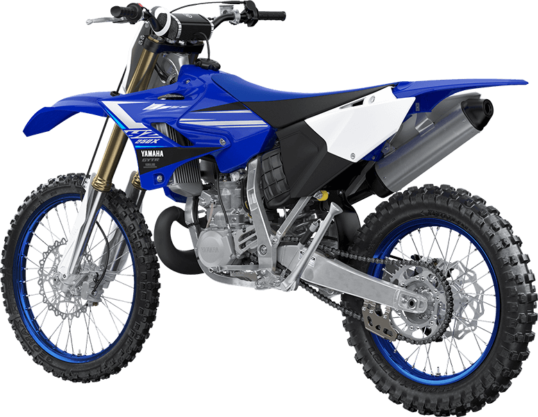 Yamaha YZ250X à 2 temps 2020 - Image 3