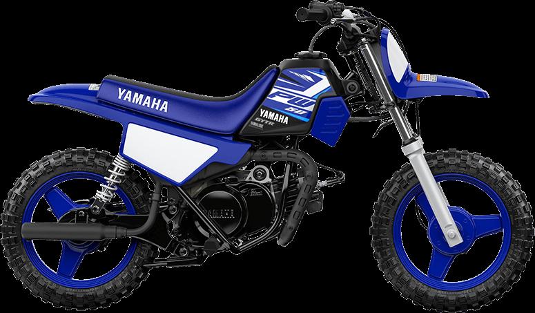 Yamaha PW50 à 2 temps 2020 - Image 2