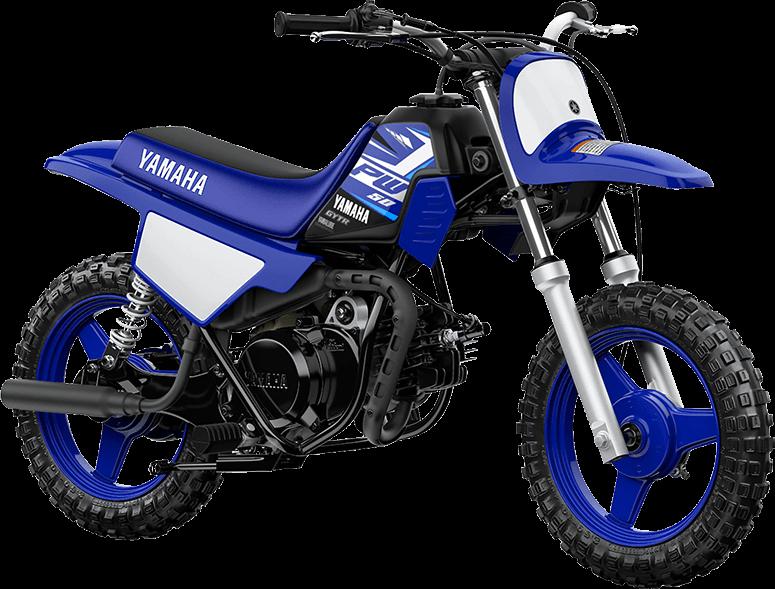 Yamaha PW50 à 2 temps 2020 - Image 1