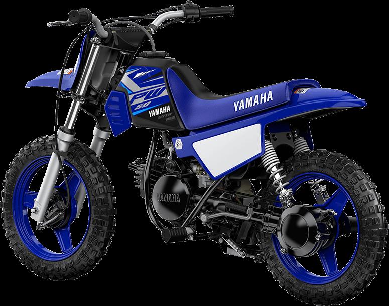 Yamaha PW50 à 2 temps 2020 - Image 3