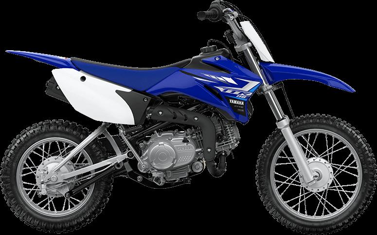 Yamaha TT-R110E 2020 - Image 2