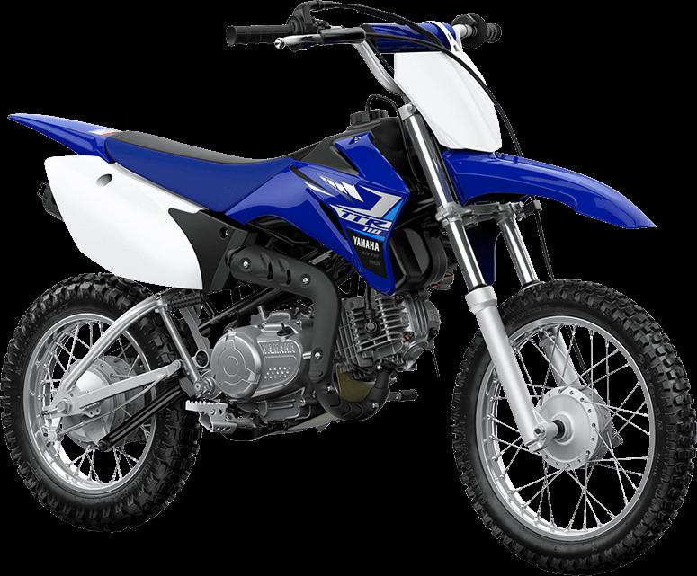 Yamaha TT-R110E 2020 - Image 1