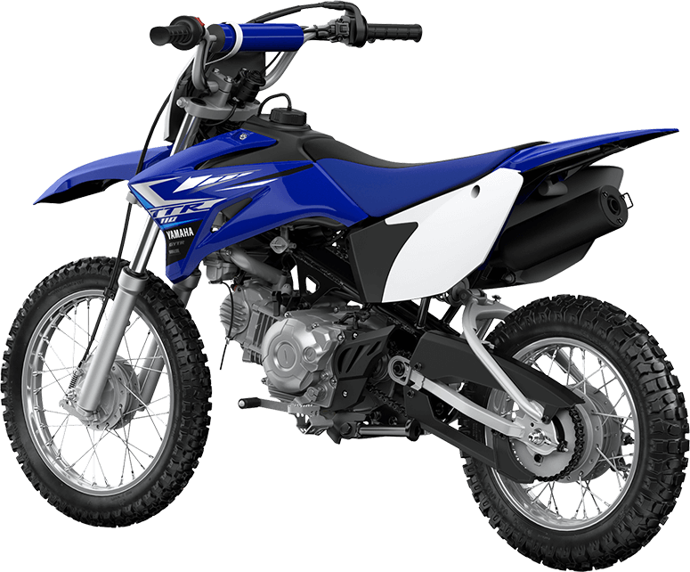 Yamaha TT-R110E 2020 - Image 3