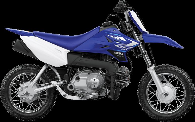 Yamaha TT-R50E 2020 - Image 2