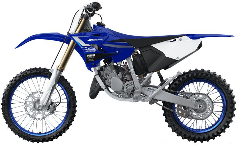 Yamaha YZ125X 2020 - Image 6