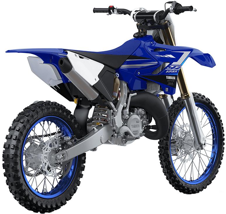 Yamaha YZ125X 2020 - Image 3