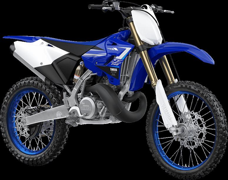 Yamaha YZ250 à 2 temps 2020 - Image 1