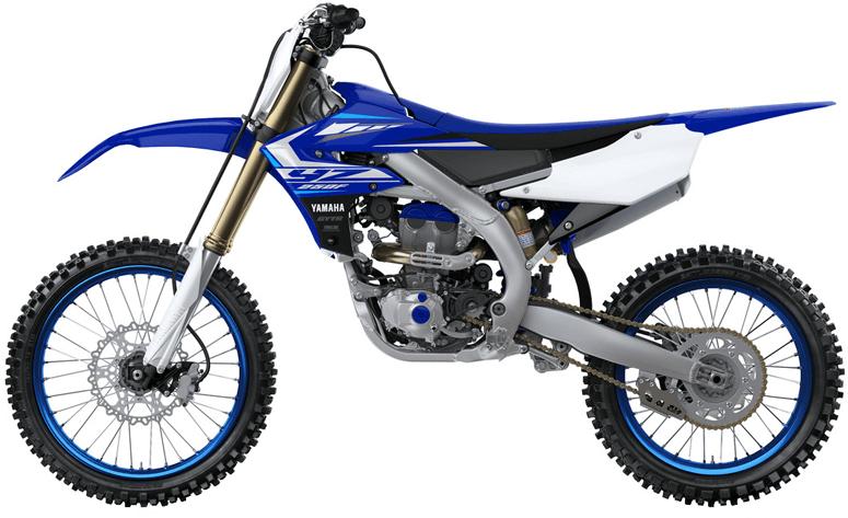 Yamaha YZ250F 2020 - Image 6