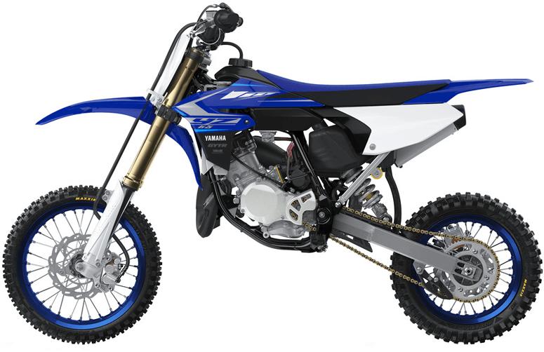 Yamaha YZ65 à 2 temps 2020 - Image 6