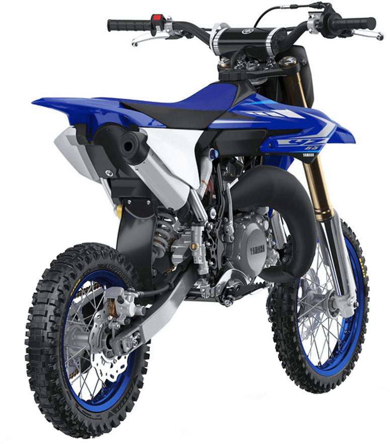 Yamaha YZ65 à 2 temps 2020 - Image 3
