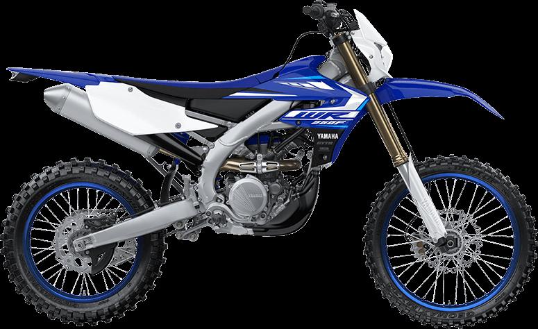 Yamaha WR250F 2020 - Image 2