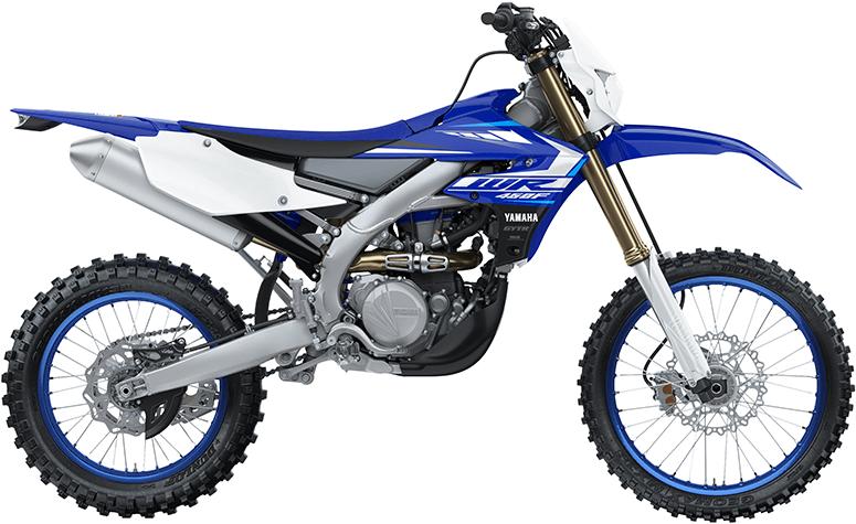 Yamaha WR450F 2020 - Image 2