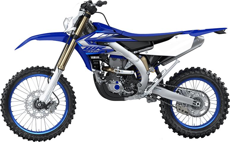 Yamaha WR450F 2020 - Image 6