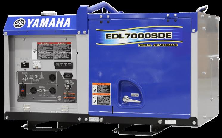 Yamaha EDL7000SDE  - Image