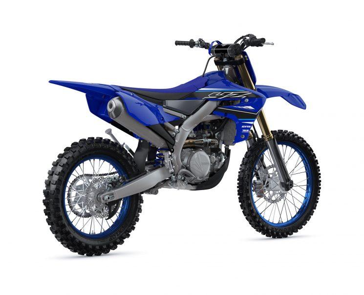 Yamaha YZ450FX 2021 - Image