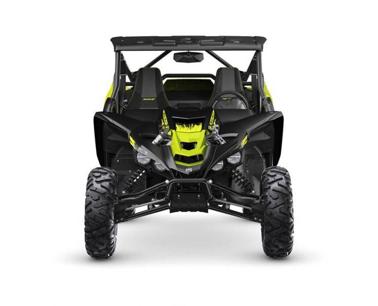 Yamaha YXZ1000R SS EPS SE NOIR YAMAHA 2021 - Image