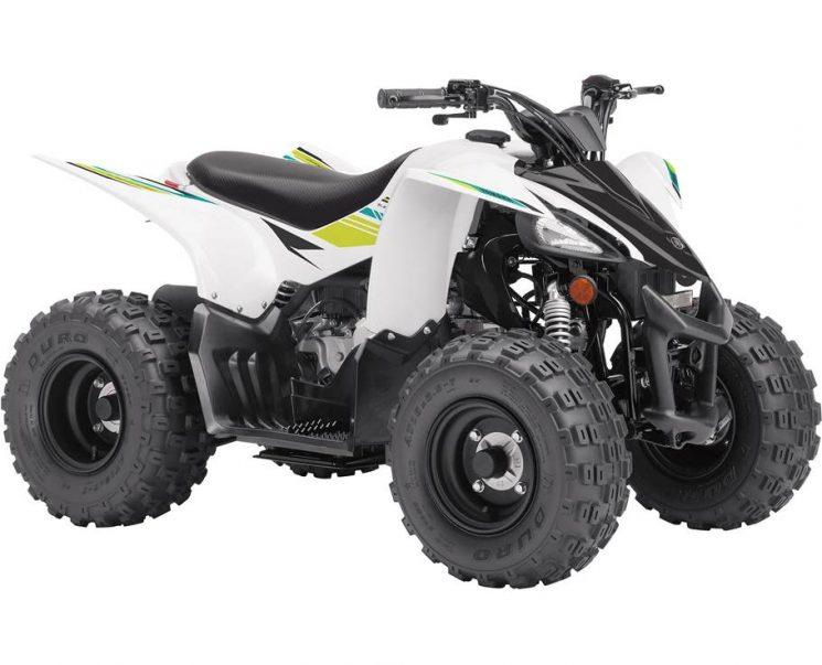 Yamaha YFZ50 NOIR/BLANC 2021 - Image