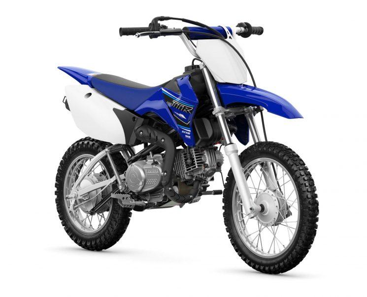 Yamaha TT-R110E 2021 - Image
