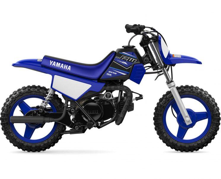 Yamaha PW50  À 2 TEMPS 2021 - Image