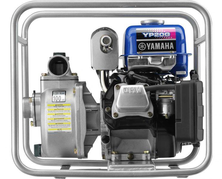 Yamaha YP20 (2 PO) - POMPE À EAU  - Image