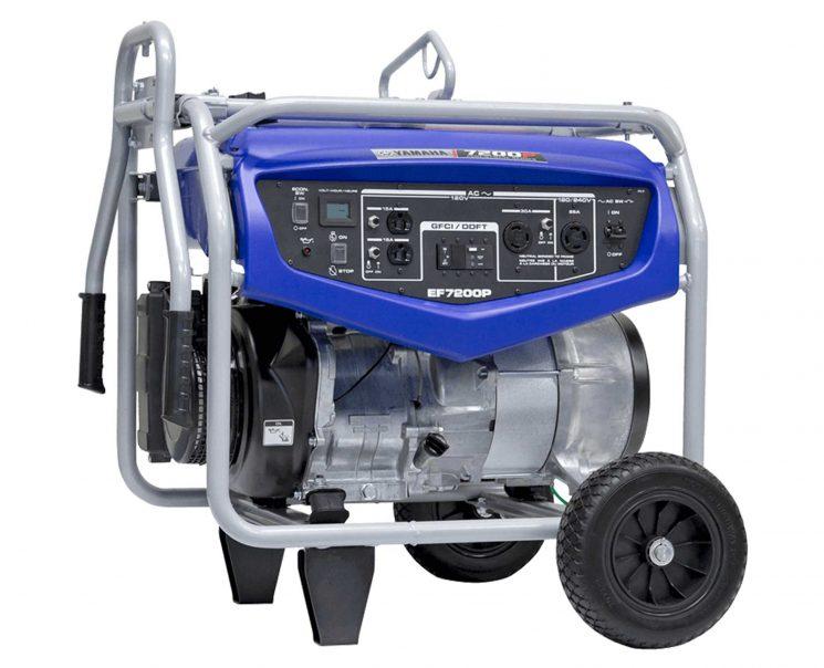 Yamaha EF7200P  - Image