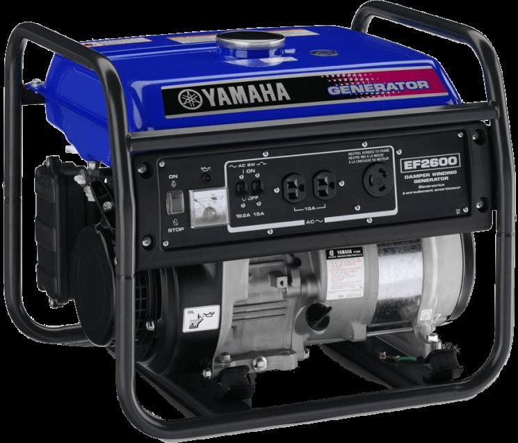 Yamaha EF2600  - Image