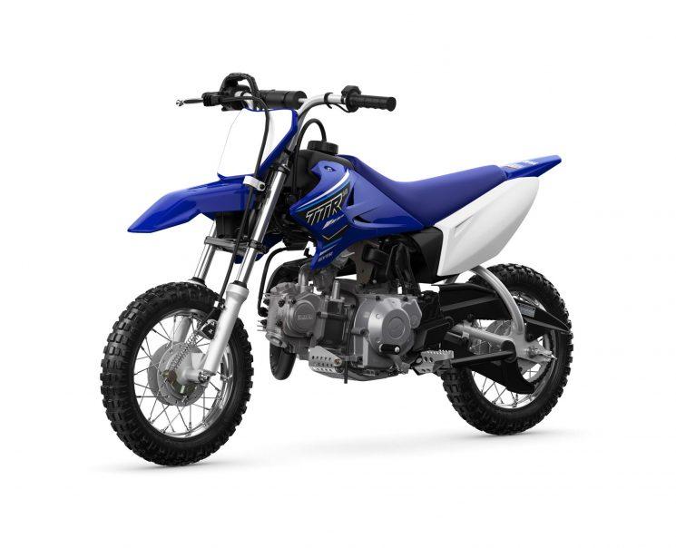Yamaha TT-R50E 2021 - Image