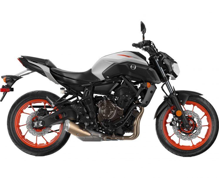 Yamaha MT-07 2020 - Image