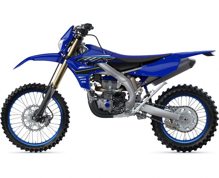 Yamaha WR250F 2021 - Image