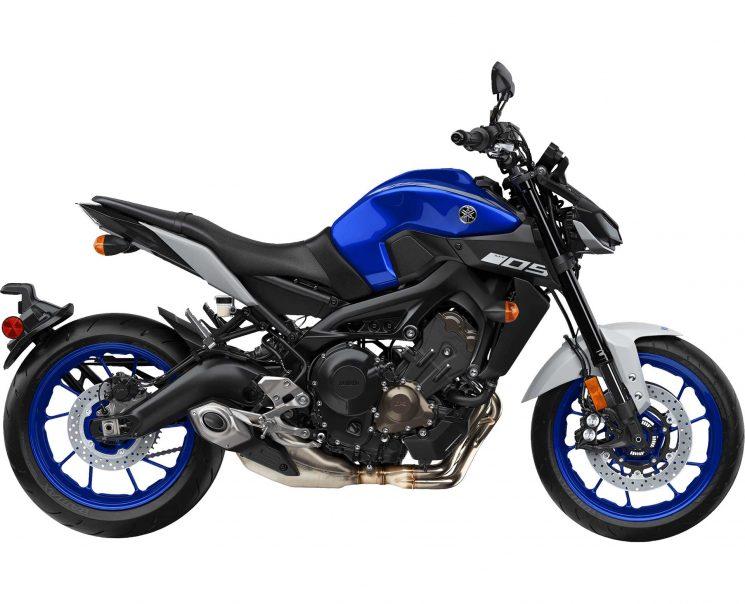 Yamaha MT-09 2020 - Image