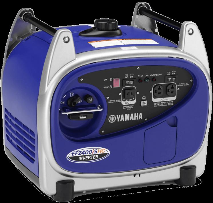 Yamaha EF2400ISHC  - Image
