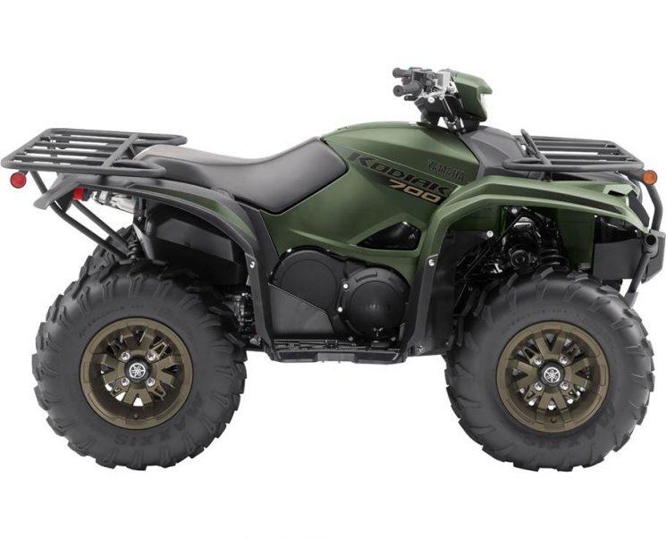 Yamaha KODIAK 700 EPS SE VERT SECRET 2021 - Image