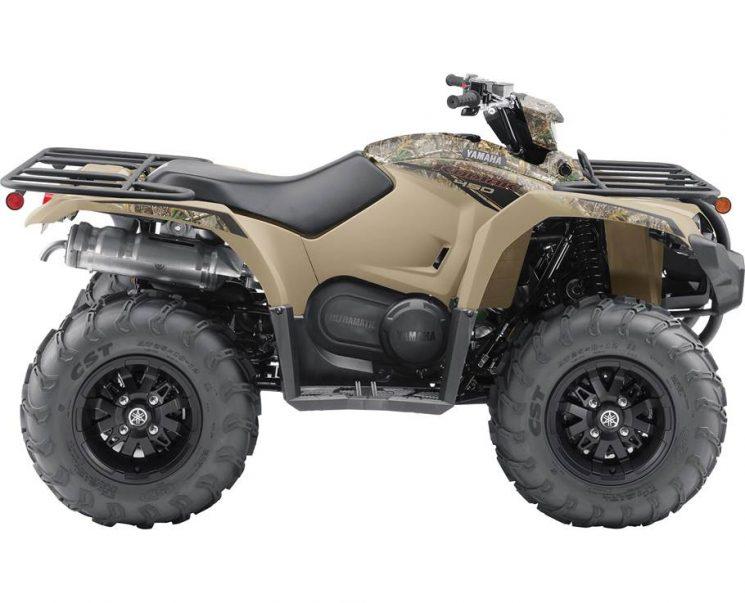 Yamaha KODIAK 450 EPS BEIGE AUTOMNAL / REALTREE EDGE 2021 - Image