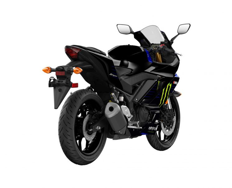 Yamaha MONSTER ENERGY YAMAHA MOTOGP EDITION YZF-R3 2020 - Image