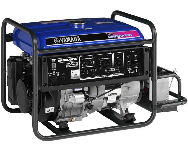 Yamaha EF6600DE  - Image