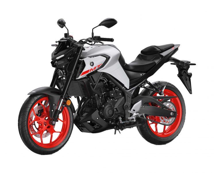 Yamaha MT-03 2020 - Image